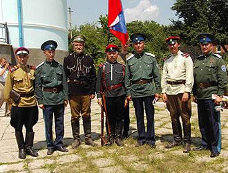 Памятный знак белогвардейцам 3-го ударного Корниловского полка