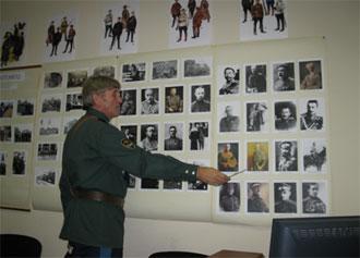 Каждый год казаки отмечают святой день в нашей истории – день образование белой гвардии – 2 ноября.